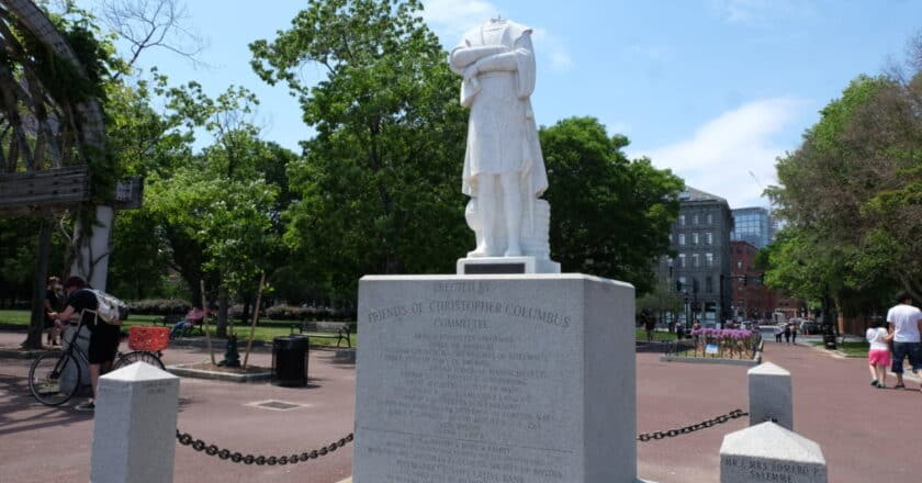 The Fascist Roots of Columbus Day